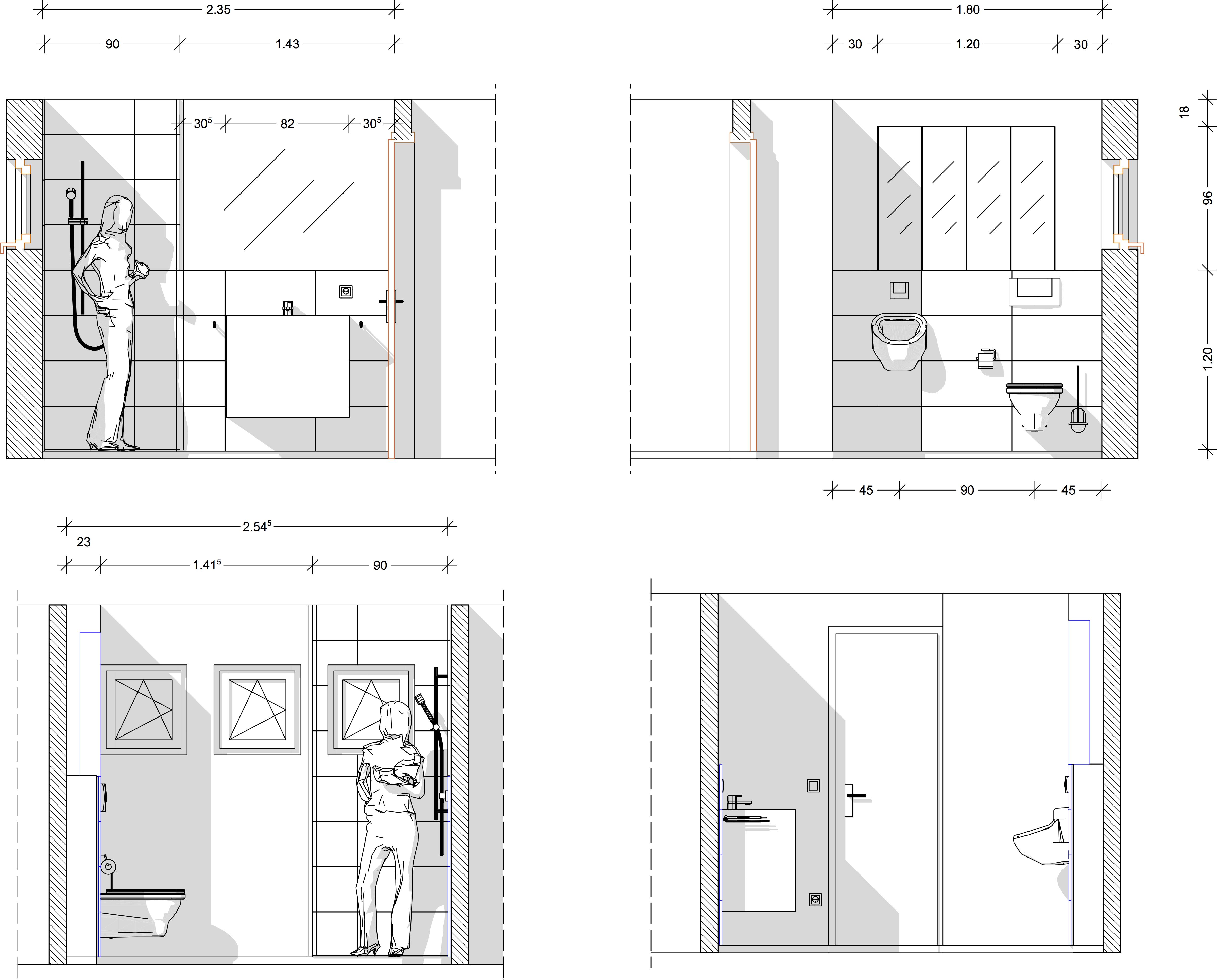 Bad Kirchheim Teck bad umbauten bialon architektur design kunst