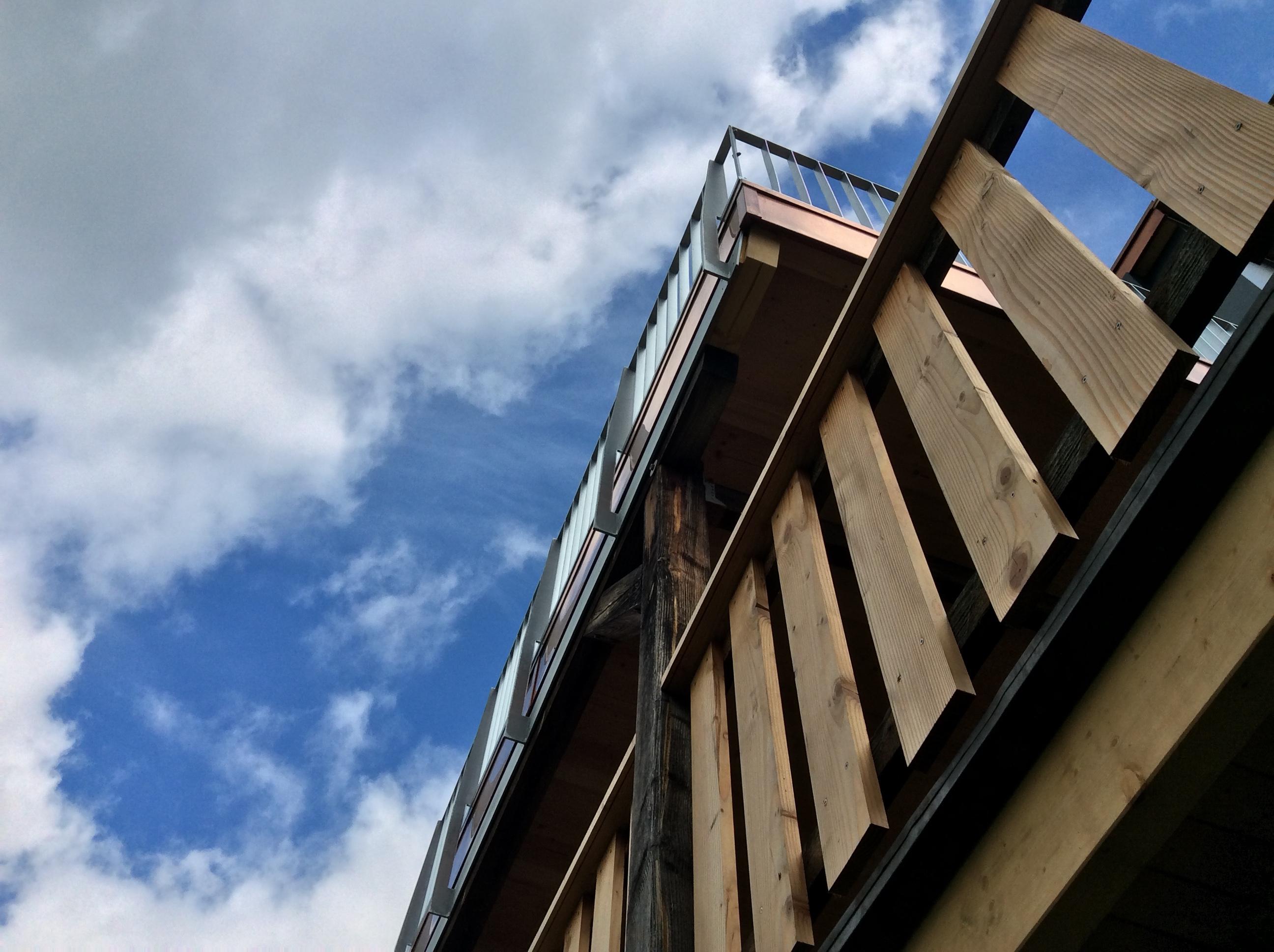 Dachgaube Mit Balkon Untere Steinstrasse Kirchheim Unter Teck